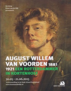 Marc Couwenbergh schreef de catalogus bij A.W. van Voorden in Kortenhoef.