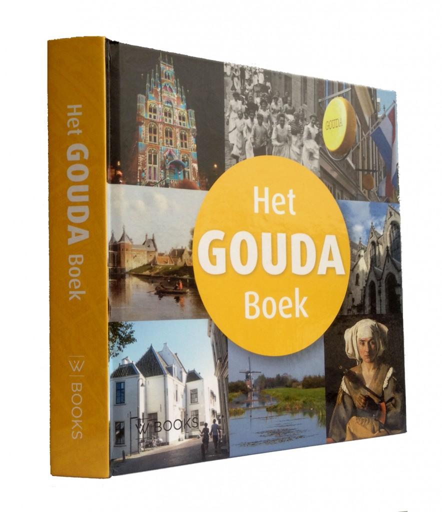 Het GOUDA Boek is het geschiedenisboek over Gouda voor iedereen.