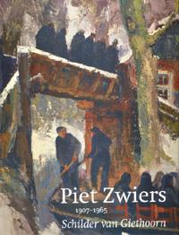 Piet Zwiers, Schilder van Giethoorn