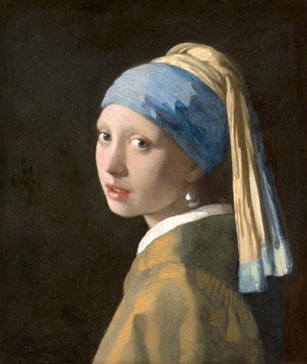 Het meisje met de parel (1665) in de schijnwerper. Hoe schilderde Vermeer dit topstuk? Welke materialen gebruikte hij?