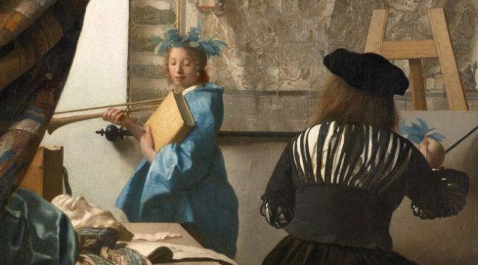 Hoe De schilderkunst van Vermeer in Wenen kwam