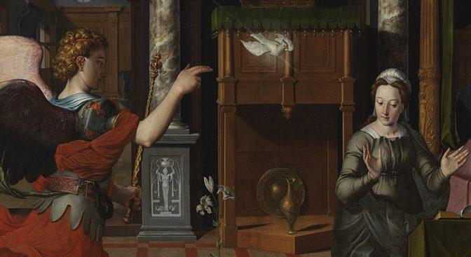 Pieter Pourbus Meester-schilder uit Gouda