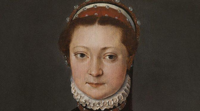 De Mona Lisa van Pieter Pourbus meester-schilder uit Gouda