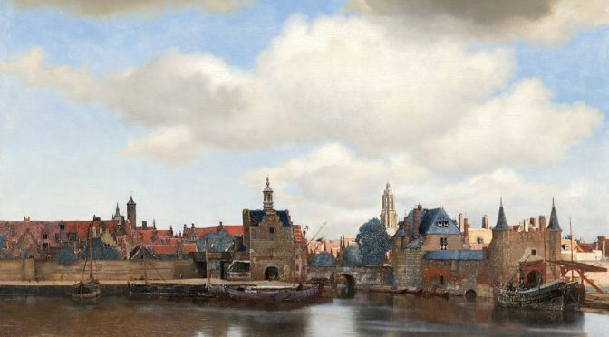 Met de audiotour Johannes Vermeer Delft dwaal je met je eigen gids door Delft