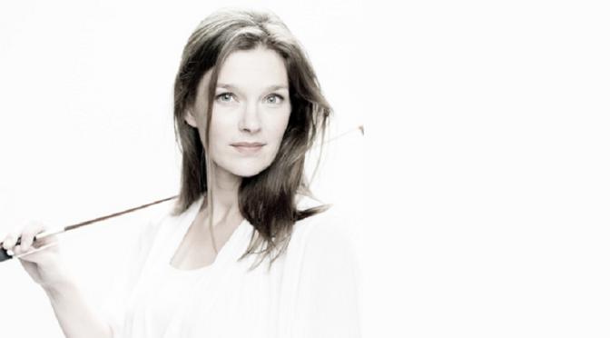 De Johannes Vermeer Prijs voor Janine Jansen